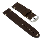 50 Top Grain Leather Watchband (Prime)