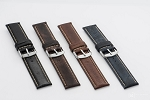 65 Top Grain Leather Watchband 65 (Wide Sizes 26mm and 28mm)