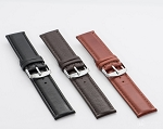 71 Top Grain Leather  Watchband 71 (Wide Sizes 26mm and 28 mm)